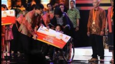Habibie Afsyah - Danamon Awards 2012